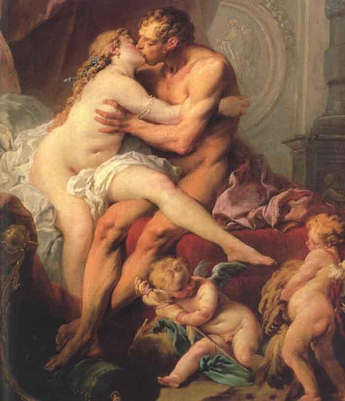 Франсуа буше эротические картины